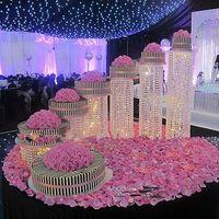 Wholesale Crystal Wedding Centerpiece
