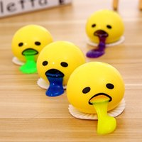 Grossiste-2016 New Arriver Gudetama Joke Jouets Slime Grande plaisanterie Gag Prank cadeau jouet Crazy Trick Party Supply cadeau pour kids / 2pcs / lot