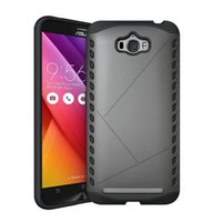 Wholesale Shield Asus - For Asus Zenfone Max   ZC550KL Shield Phone Case Hybrid Shockproof Silicone TPU Rugged Hard Back Cover Heavy Duty Armor Cases