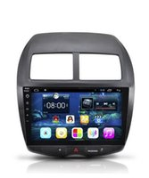 10.2inch Android 6.0 voiture dvd Gps Navi Audio pour MITSUBISHI ASX 2011 2012 HD1024 * 600 OBD 1 GB DR 8 GB 3g WIFI DVR