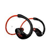 новый крюк для микрофона оптовых-Новый Dacom спортсмен Bluetooth 4.1 гарнитура беспроводные наушники NFC беспроводной ухо крюк мини спорт наушник Sweatproof бас с микрофоном