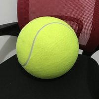 Wholesale Dog Activity Ball - Giant Inflatable Jumbo Tennis Ball for Sports, Pets, Souvenier - Tennis Ball Activity Play Signature Souvenier - Pets Dogs Children Toys