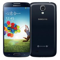 Wholesale Mobile Phones S4 - Original Samsung S4 i9505 4G i9500 3G 2.0MP+13.0MP Camera 5.0 Inch 1920*1080P Mobile phone