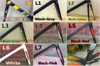 Wholesale Cheap Road Frame Bikes - Cheap and Good quality T1000 3K UD Road bike carbon Frames 795 With BB30 BB68 795 carbon road bike frames free shipping