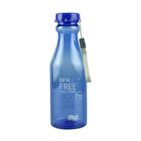 sport top water bottles - Top Quality ml BPA Free Cycling Bicycle Bike Sports Unbreakable Plastic Water Bottle Oct11