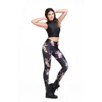 Frauen Leggings Western Fashion neue Animal Printed Sexy dünne Leggings weibliche beiläufige Polyester Mid Knöchellänge Leggings