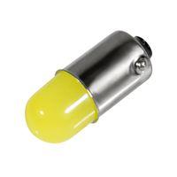 ba9s koçanı açtı toptan satış-10 adet BA9S T4W 363 1895 233 T11 3D COB LED Işaretleyici Işık Oto Park ampul Araba İç Okuma Dome Lamba Plaka Işık 12 V