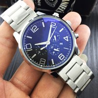 Wholesale Man Hand Watch Time - New Time Walker Top Brand Luxury Men Fashion Stainless Steel Wristwatches Automatic Mechanical Hand-winding Watch Mens Sports Military Watch