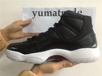 Wholesale E 72 - Retro 11 basketball shoes retro 11s 72-10 men shoes retail wholesale 378037-002