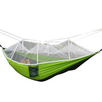 Wholesale mosquito net hammock Double personal Outdoor camping Air tents CM Family Camping Tents hot sales