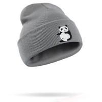 New Fashion Women Men Sport Skull Cap Broderie Cute Cartoon Beanie Hip Hop Chapeaux Gorras Livraison gratuite