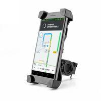 bisiklet için telefon klibi toptan satış-Evrensel 360 Dönen Bisiklet Bisiklet Telefon Tutucu Gidon Klip Perakende Paketi Ile Akıllı Cep Telefonu Için Montaj Braketi Standı