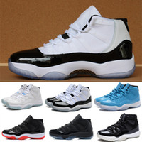 Wholesale Order Summer Shoes - Cheap wholesale Men Women Retro 11 Basketball Shoes High Quality Sports shoes Free shipping Mixed order