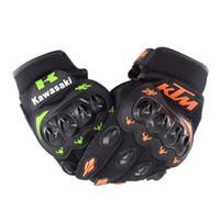 guantes para moto al por mayor-Dedo completo Guantes Guantes de moto Moto Motocicleta Luva Moto Motocicleta Guantes de Motocross Guantes