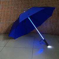 Wholesale New Led Laser Torch - New 2017 Star Wars LED Lightsaber Umbrella Laser Sword with 7 Color Changing On the Shaft Built in Torch at Bottom
