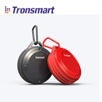 Wholesale Audio Resistances - Original 2017 New Tronsmart Element T4 5W Bluetooth 4.2 IP67 Water Resistance Portable Speaker In Stock