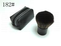 Wholesale 182 Brushes - Free shipping epacket china Post!Good quality 182 # portable cosmetic tool blush makeup brush + makeup brush bag