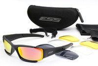 Wholesale roller protections - NEW ESS Roller 4Lens Polarized Tactical Sunglasses UV protection Military Glasses TR90 Army Google Bullet-proof Cycling Eyewear