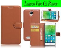 Wholesale Iphone Vibe Case - For iPhone 7 Case Lenovo Vibe C2 Power X2Pro K50 K3note J5 Prime J7Prime Flip Wallet Case Card Slot Shockproof Case