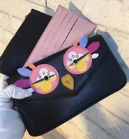 Wholesale Envelope Crossbody Purse - Top quality 2017 L Brand crossbody bags Genuine leather Pochette Felicie WOC Bag Luxury Handbag Designer Purse Felicie Bags chick bag M62416