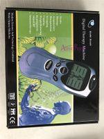büyük kilo kaybı toptan satış-Büyük promosyon 4 Elektrot pedleri zayıflama masajı cilt gençleştirme Dijital Terapi Elektronik Tens Akupunktur Kilo Kaybı Anti-yorgunluk