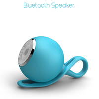 Wholesale Dust Proof Mobile Phones - New Ultra Portable Dust proof Waterproof silicon Bluetooth Speaker Outdoor Sport Mini Wireless Speaker Running Hiking
