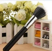 Wholesale plastic bags prices resale online - lowest price hot new High quality makeup brush No blush brush with Plastic Bag