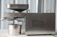Wholesale Cold Oil Press - Hot sale cold and hot oil press machine sunflower seed oil pressing machine small olive oil machine press