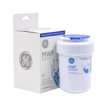 Wholesale mwf water filter - 50Pcs Water Filter Kenmore MWF Replacement Cartridge Refrigerator Household Kitchen Strainer MWF Kenmore Smartwater Refrigerator