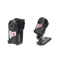 Wholesale Waterproof Wireless Mini Camcorder - Q7 Mini Wifi DVR Wireless IP Camcorder Video Recorder Camera Infrared Night Vision Camera Motion Detection Built-in Microphone