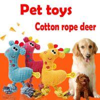 Wholesale Plush Giraffe Pillow - Plush sound producing Giraffe Unisex Cute Gift Plush Giraffe Soft Toy Animal Dear Doll Baby Kid Child Christmas Birthday Happy Colorful