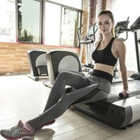 Wholesale Wholesale Soccer Sweats - Spring New Style Yoga Suit Wome'Sport Suit Bra Body Building difference Colour Fit Runing Yoga Breathe Freely Sweat Uptake