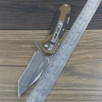 Wholesale sanrenmu self locking knife for sale - Group buy Sanrenmu STX POH Tanto Blade Multi Tool Folding Knife w Opener non lock Camping EDC Fishing Hunting