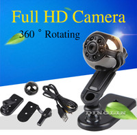 Wholesale Sport Camera Motion Detection - SQ9 Mini SPY Hidden Camera 1080P HD Digital Camera 360 Degree Rotation Outdoor Sports Camera Infrared Night Motion Detection Video Recorder