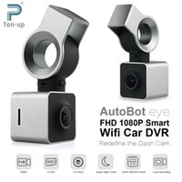 Video Recorder G-Sensor Autobot Eye intelligente Wifi auto DVR FHD 1080P auto Dash fotocamera digitale dash cam di visione notturna GPS 150 gradi