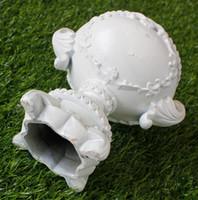 jarrones para bodas centros de mesa al por mayor-jarrón de flores para centros de mesa para bodas jarrones de flores de plástico decoración del hogar accerrories