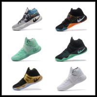 Wholesale Totem Gifts - Top Quality Kyrie 2 kids All Star women shoes cheap sales wholesale Kyrie Irving Basketball shoes Christmas gifts size 36-40