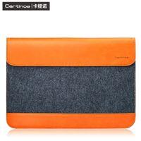 Wholesale 12 Tablet Cheap - 2017 new product cheap laptop sleeve felt men business laptop bag 12 13 inch computer bag