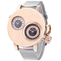 Wholesale V6 Super Speed Quartz Watch - V6 Super Speed V6010 Fashion Men Quartz Watch - GOLDEN & Black