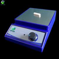 Wholesale Magnetic Stirrers - TOPTION MS-PC 3000ml Magnetic Stirrer Mixer Laboratory Physics Experiments Lab Chemicals Magnetic Stirrer Mixer 3000rpm With Stirrer Bar
