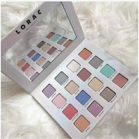 Wholesale i 16 - New arrival LORAC I Love Brunch PRO Palette Eye Shadow 16 colors free Shipping