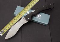 grand edc achat en gros de-Hot Cold Steel RAJAH II grand couteau pliant D2 couteau de poche lame poignée G10 Tactical Survie Camping couteaux EDC outils origine de livraison gratuite