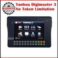Wholesale Digimaster Price - Factory price!!Original YANHUA Digimaster 3 Odometer Correction Master No Tokens Limitation Digimaster III Airbag Resetting Update Online