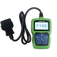 Wholesale Odometer Correction Tool Nissan - OBDSTAR F102 for Nissan Infiniti Auto key programmer Automatic Pin Code Reader +Immobiliser +Odometer Correction tool Newest model