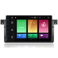 "Wholesale Mp4 Inch Wifi - 9"" Octa-core Android 6.0 Car DVD GPS For BMW E46 M3 MG-ZT Rover 75 Radio Multimedia Player 2G RAM 32G ROM BT 4.0 WIFI 4G Mirror Screen RDS"