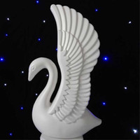 Wholesale Swan Set - Lowest Price Online White Swan Roman Column For Fashion Wedding Decoration Road Cited 2017 New Arrival