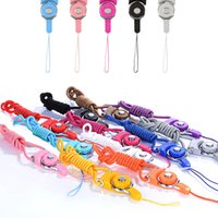 Rotating Neck Strap Keychain destacável Lanyard pendurado Encanto encantos para celular MP3 MP4 Flash Drives ID Cards Celular