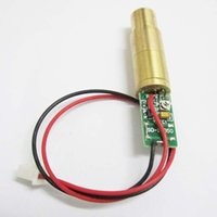 Wholesale Stage Driver - 532nm 100mW Laser Module Green Beam with Driver Board Stage Lighting DIY LAB Laser Pen