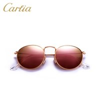 Wholesale urban fashion brands - Hot Sale Brand Vintage sunglasses Gradient Oculos De Sol Feminino Retro Round Metal Eyewear glass lens Urban Outfitters Sun Glasses 50mm