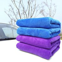 Wholesale Microfiber Cleaning Car Towel Polish - Microfiber Cleaning Towel Glass Cleaner Rags Car Polishing Scrubing Detailing Cloth 60*160cm